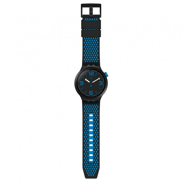 Relógio Swatch Big Bold BBBlue - SO27B101