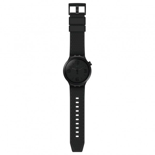 Relógio Swatch Big Bold BBBlack - SO27B100