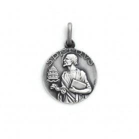 Medalha em Prata São Pedro