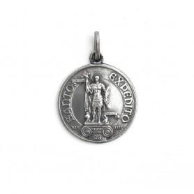 Medalha em Prata Santo Expedito