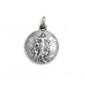 Medalha em Prata Nossa Senhora da Assunção