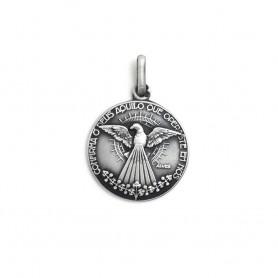 Medalha em Prata Espírito Santo (Crisma)