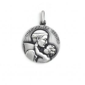 Medalha em Prata Santo António