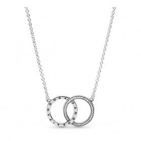 Colar PANDORA Circles - 396235CZ