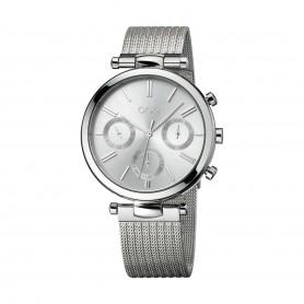 Relógio One Impressive Prateado - OL8497SS92L