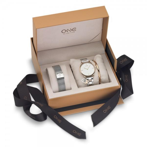 Relógio One New Energy Box - OL8888WA92L