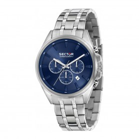 Relógio Sector 280 Cronógrafo Azul - R3273991004