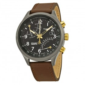 Relógio Timex Intelligent Quartz Fly-Back - T2N931
