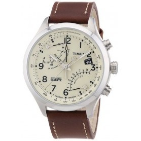 Relógio Timex Intelligent Quartz Fly-Back - T2N932