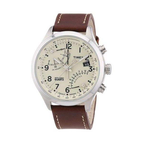 Relógio Timex Intelligent Quartz Fly-Back - T2N932