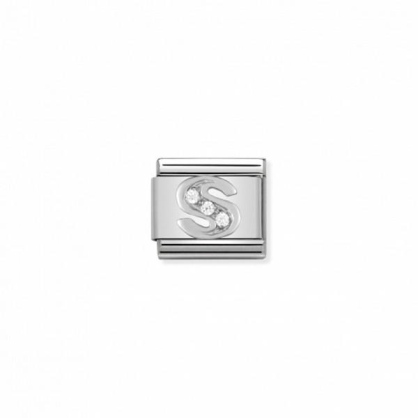 Link Nomination Composable Classic Letra S - 330301/19