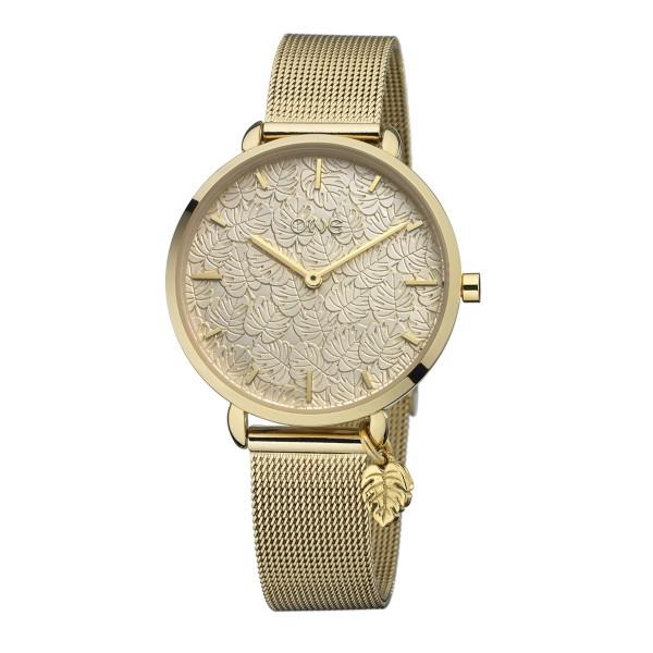 Relógio One Leaf Dourado - OL8448DD92L