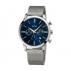 Relógio One Touch Prateado - OG6724AM92L