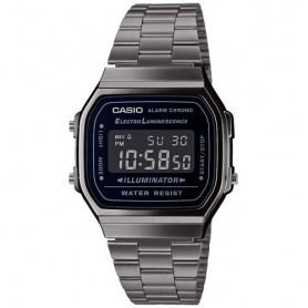 Relógio Casio Collection Digital - A168WEGG-1BEF