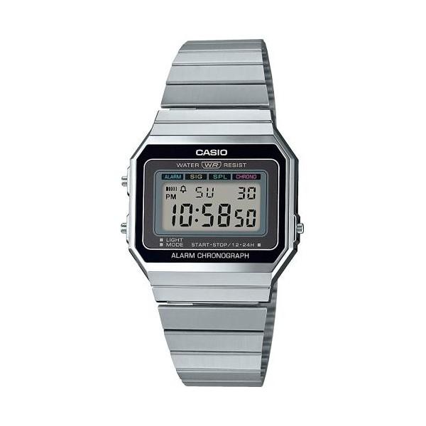 Relógio Casio Digital Vintage Edgy - A700WE-1AEF