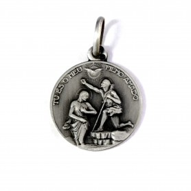 Medalha em Prata Baptismo