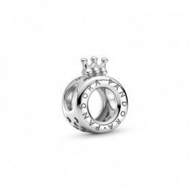 Conta PANDORA Logo & Crown - 799036C00