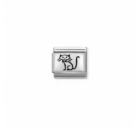 Link Nomination Composable Classic Gato - 330109/53