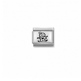 Link Nomination Composable Classic Menino - 330109/50