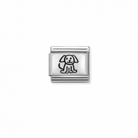 Link Nomination Composable Classic Cão - 330109/52
