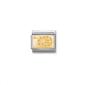 Link Nomination Composable Classic Flor Dente-de-leão - 030153/21