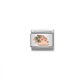 Link Nomination Composable Classic Morango - 430305/31