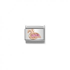 Link Nomination Composable Classic Flamingo - 430305/29