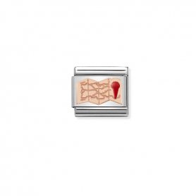 Link Nomination Composable Classic Mapa - 430202/05