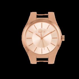 Relógio Eletta Icon Rose White - ELA550LR-R