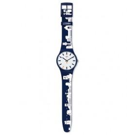 Relógio Swatch Lisboa - SUOZ211