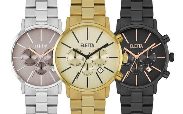 Relógios Eletta